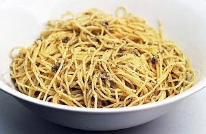 Obrázek - Špagety s Černým Lanýžem