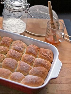 Obrázek - Süße gefüllte Buchteln - Povidlové nebo Makové Buchty