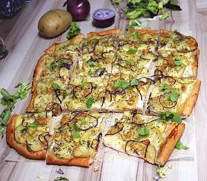 Obrázek - Pizza di Patate - Bramborová Pizza