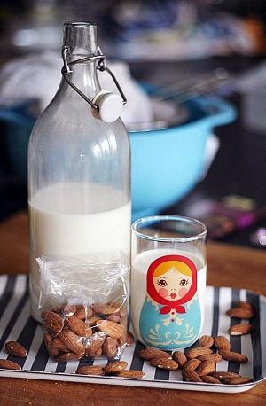 Obrázek - Mandlové Mléko