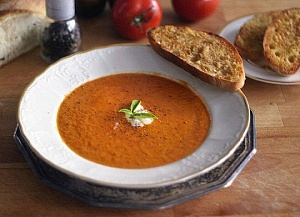 Obrázek - Vynikající Rajčatová Polévka