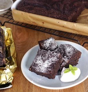 Obrázek - Ideální SuperČokoládové Brownies