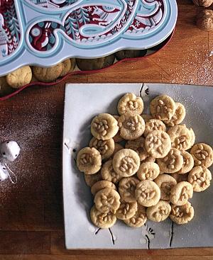 Obrázek - Italské Marcipánové Sušenky Pignoli