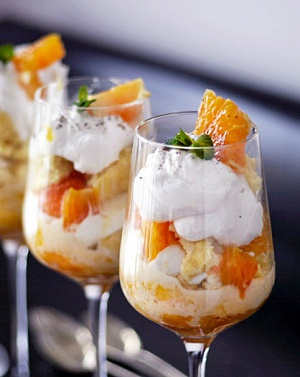 Obrázek - Pomerančovo-Rumový Pohár