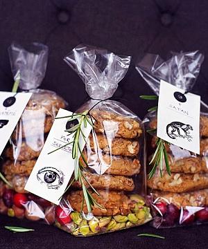 Obrázek - Nejlepší Zimní Sušenky s Melasou a Ořechy