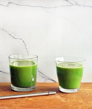 Obrázek - Nejoblíbenější zelená fresh šťáva