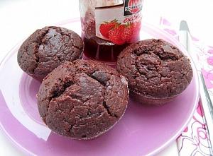 Obrázek - Jednoduché Kávovo-Kakaové Muffinky