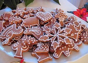 Obrázek - Měkké Vánoční Perníčky