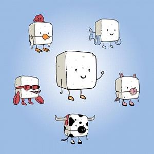 Obrázek - Tofu Power!